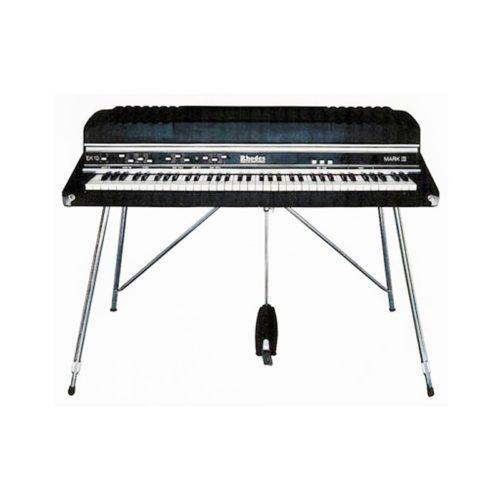 pianoforte di Rhodes