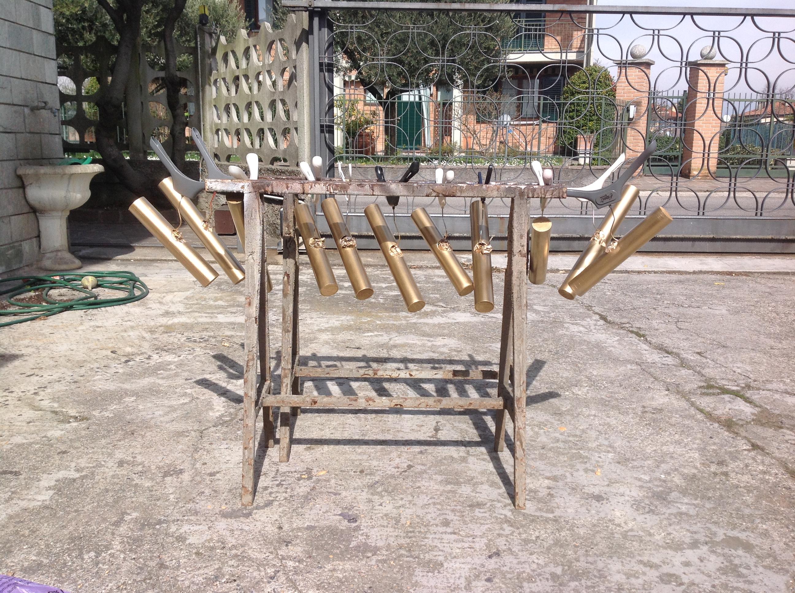 costruzione Marimba pentatonica modulare