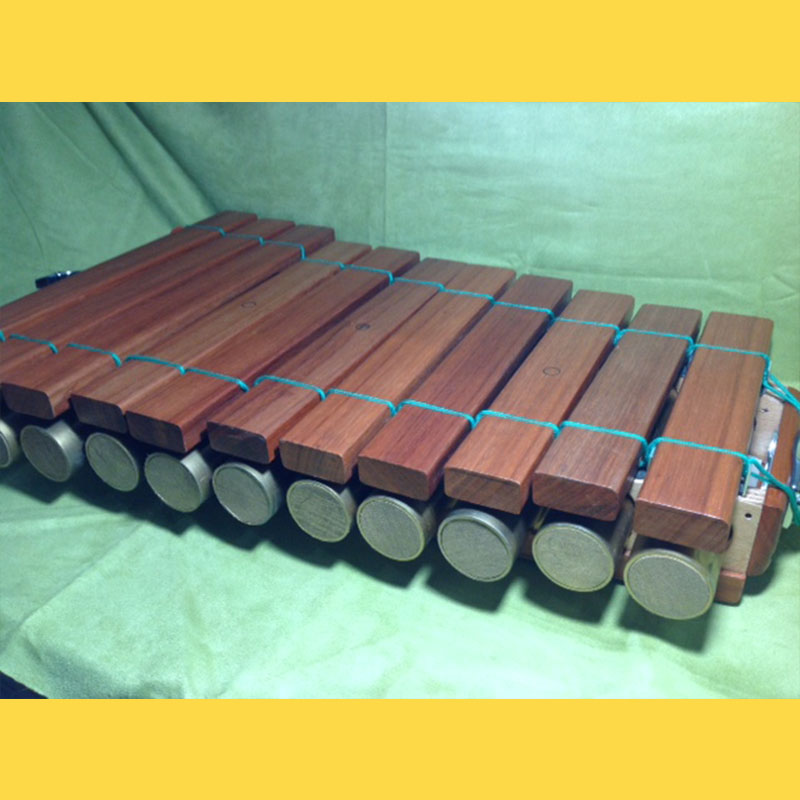 marimba pentatonica modulare